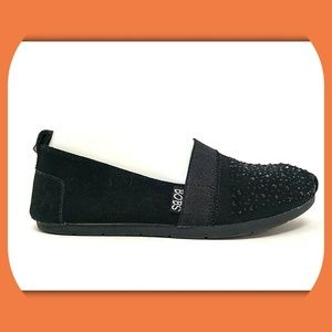 BOBS SKECHERS Fabric Flats